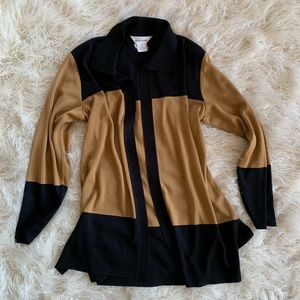 Exclusively Misook Sweater Overtop Women's Size M